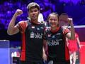Wejangan Kemenangan Praveen kepada Melati di French Open 2019