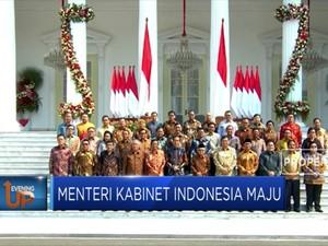 Kabinet Indonesia Maju Jokowi di Mata Pebisnis