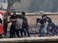 Demonstran di Karbala Ditembaki, 18 Orang Tewas