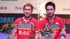 Raih Tujuh Gelar, Kevin/Marcus Masih Lapar Juara