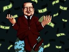 Dunia Punya 46,8 Juta Crazy Rich, Dari Mana Asal Mereka?