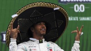 Lewis Hamilton Ungkap Alasan Batal Main di Sekuel 'Top Gun'