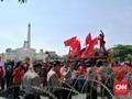 Massa Aksi 28 Oktober di Surabaya Bawa Isu Perppu KPK