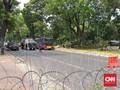 Demo Mahasiswa, Polisi Siagakan Barracuda dan Water Canon