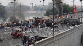 Dihantam Demo Berdarah, Perdana Menteri Irak Setuju Mundur