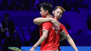 Hasil Undian BWF World Tour Finals 2019
