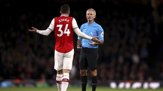Hina Suporter, Kapten Arsenal Dianggap Alami Gangguan Jiwa