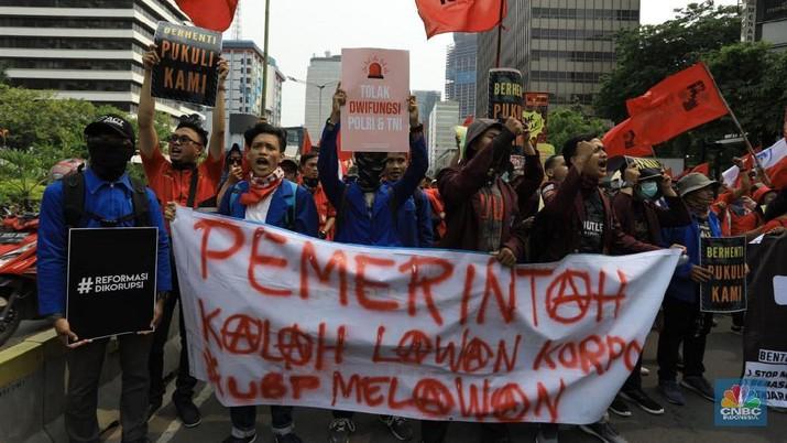 Pemilu & Aksi Unjuk Rasa Ikut Bikin Ritel Kian Ngos-ngosan