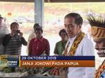 Janji Jokowi ke Papua hingga Presiden Chile Rombak Kabinet