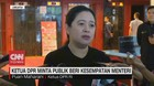 VIDEO: Ketua DPR Minta Publik Beri Kesempatan Menteri