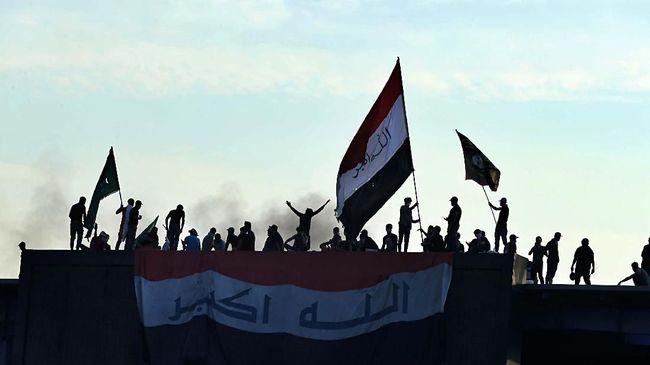 Iran Mengaku Hormati Kedaulatan Irak Usai Luncurkan Serangan
