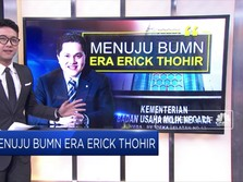 BUMN Di Era Erick Thohir