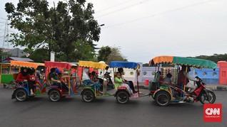 Dasar Hukum Odong-odong Dilarang di Jakarta
