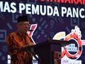 Ma'ruf Amin Diangkat Jadi Anggota Kehormatan Pemuda Pancasila