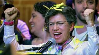 Kolombia Pilih Wali Kota Perempuan Pertama Bogota