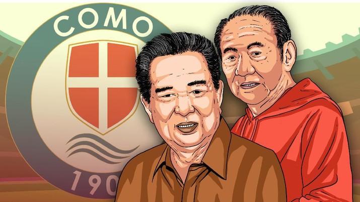 Cerita Orang Terkaya RI yang Beli Klub Bola Demi Tanah Air