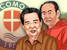 Tim Bola Bos Djarum Juara Italia, Gimana Klub Erick Thohir?
