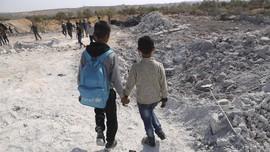 PBB: Anak Militan ISIS Harus Direpatriasi