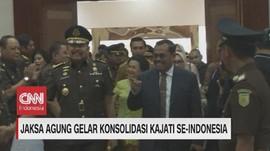 VIDEO: Jaksa Agung Gelar Konsolidasi Kajati se-Indonesia