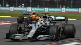 Hamilton Pole Position F1 GP Abu Dhabi