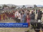 Jokowi Janji Bangun Infrastruktur di Pegunungan Arfak