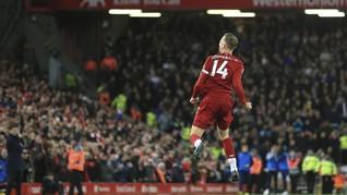 Hasil Liga Inggris: Liverpool Kalahkan Tottenham
