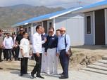 Jokowi Resmikan Hunian bagi Korban Bencana Gempa Palu