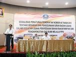 Tarif PNBP Hilir Migas Turun, BPH Migas Gelar Sosialisasi