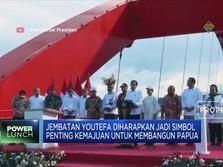 Presiden Resmikan Jembatan Youtefa