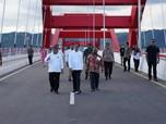 Diresmikan Jokowi, Jembatan Youtefa Jadi Solusi Bagi Jayapura