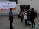 Penuh Haru, Begini Suasana Tabur Bunga Korban Lion Air JT-610