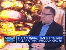 Hitung Peluang Peningkatan Pasar CPO di India