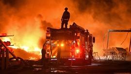 Tak Ada Korban Jiwa, Kebakaran Sebuku Kalsel dari Kamar Kos