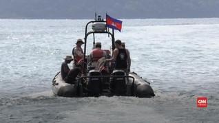 VIDEO: Turis Inggris Raib Saat Melancong di Kamboja