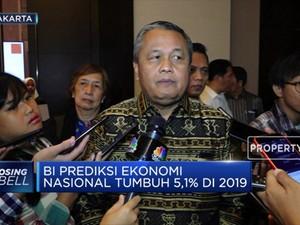 BI Prediksi Pertumbuhan Ekonomi  Q3-2019 Capai 5,05%