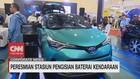 VIDEO: Peresmian Stasiun Pengisian Baterai Kendaraan