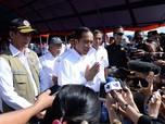 Korban Gempa Dapat Rp 50 Juta, Jokowi: Tak Cukup Terserah