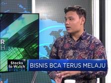 Kinerja Operasional Yang Solid Dorong Laju Bisnis BCA