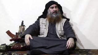 Pentagon Rilis Video Gempuran Pasukan AS ke Markas Baghdadi