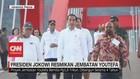 VIDEO: Presiden Jokowi Resmikan Jembatan Youtefa