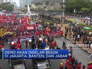 Buruh akan Demo Kenaikan UMP 2020 Karena Dianggap Kurang