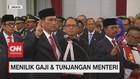 VIDEO: Menilik Gaji dan Tunjangan Menteri