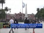 Langkah Bank Sentral Argentina Selamatkan Cadangan Devisa