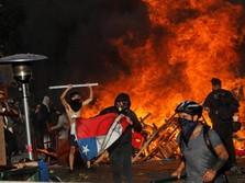 Begini Penampakan Semakin Membaranya Protes di Chile
