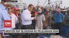 VIDEO: Edhy Prabowo Blusukan Pertama ke Muara Angke