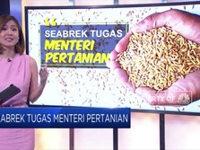 Dear Pak Yasin Limpo, Inilah Daftar PR Menteri Pertanian!