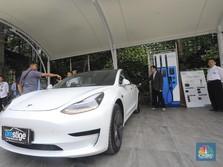 Selain Murah Charging, Ini Sederet Keuntungan Mobil Listrik
