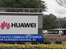 Lagi, Huawei dan ZTE Diboikot AS