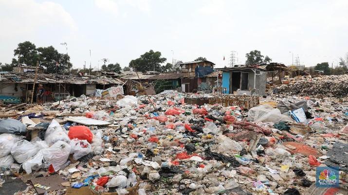 Mengintip Potret Kampung Kumuh di Bekasi