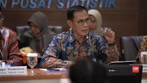 Sehari Bersama Kepala BPS Suhariyanto